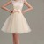 Cute Beige Retro Bow Knot Short Prom Gown KSP348 [KSP348] - £86.00 : Cheap Prom Dresses Uk, Bridesmaid Dresses, 2014 Prom & Evening Dresses, Look for cheap elegant prom dresses 2014, cocktail gowns, or dresses for special occasions? kissprom.co.uk offers various bridesmaid dresses, evening dress, free shipping to UK etc.