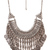 Traveler Faux Coin Bib Necklace | FOREVER21 - 1000107938
