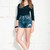 Studded Levi's shorts - Pop Sick Vintage