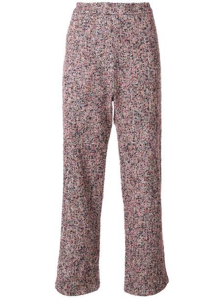 women fit cotton wool pants