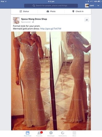 dress prom dress sparkling dress mermaid prom dress black see through lace and diamanté