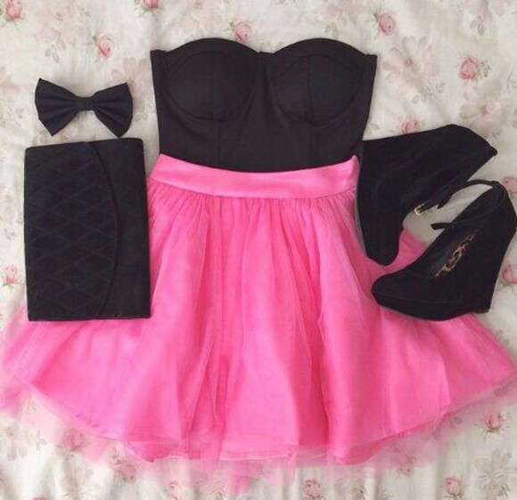 bows shoes top