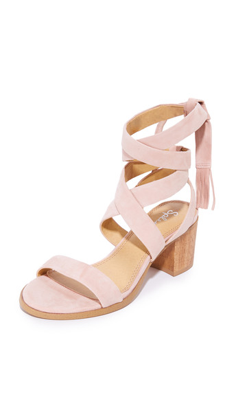 Splendid Janet City Sandals - Blush