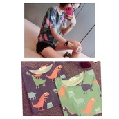t-shirt,dinosaur,pale,Dinosaur print,pale grunge,cute dress