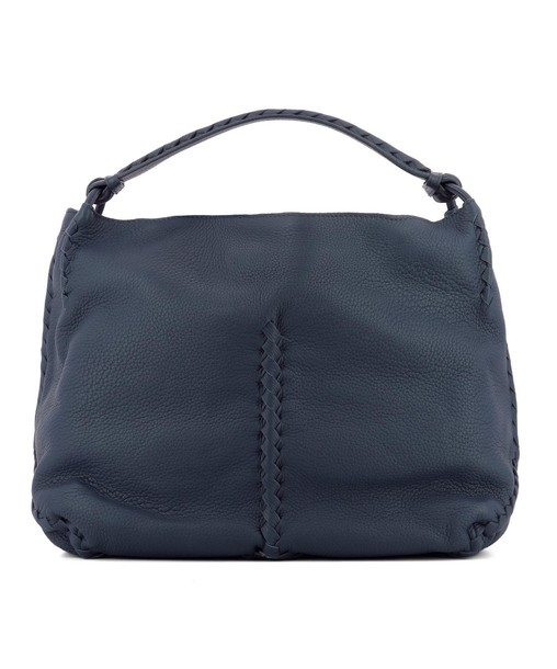 Bottega Veneta bag leather blue
