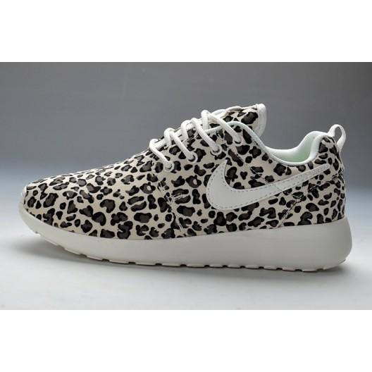 nike roshe run leopard black grey. Black Bedroom Furniture Sets. Home Design Ideas
