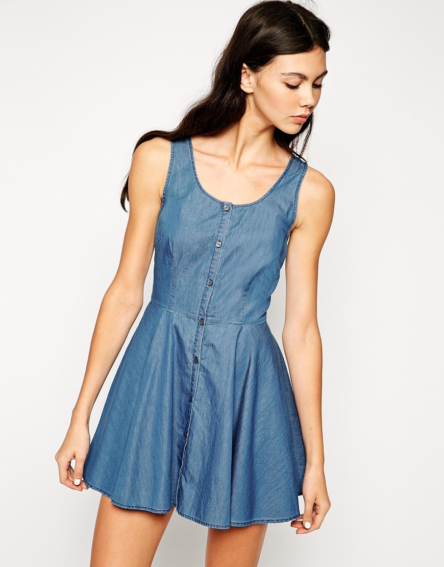 1b3ad539e7 blue dress