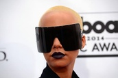 sunglasses,amber rose shield,vue boutique,purple sunglasses,brown sunglasses,amber rose,celebrity sunglasses,pink sunglasses,yellow sunglasses,shades,oversized sunglasses