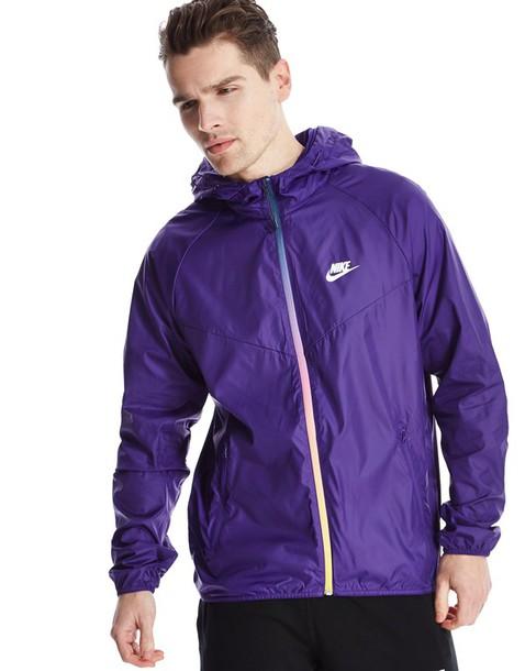 4f03c89ce9 nike purple jacket