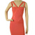 'Leona' Cerise Bandage Bodycon Dress - Style of Herve Leger