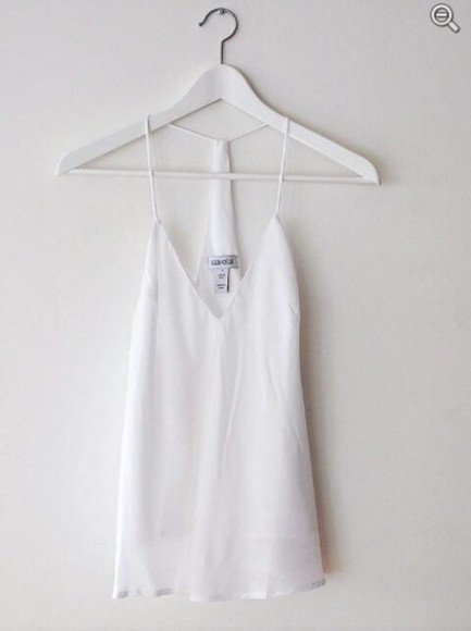 dress white chiffon white dress summer shift dress cami dress cami ivory mini dress straps