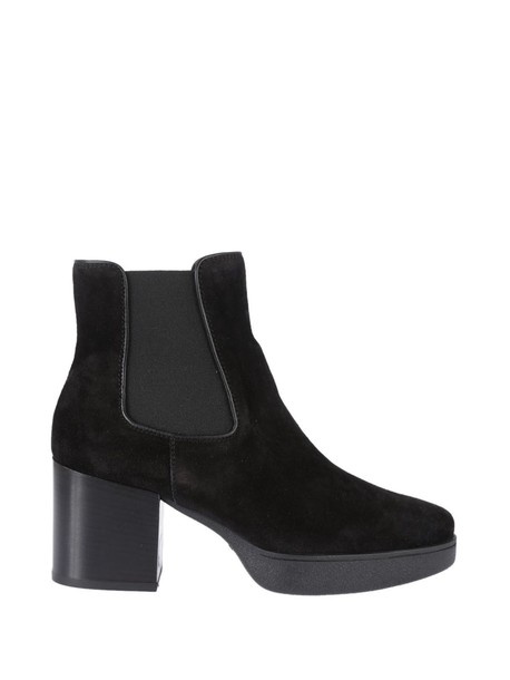 Tods ankle boots black shoes