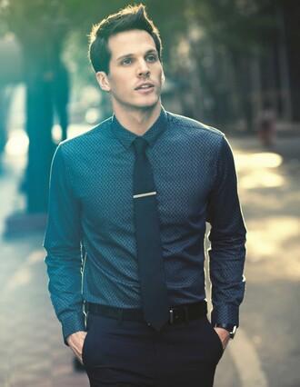 shirt trouser belt