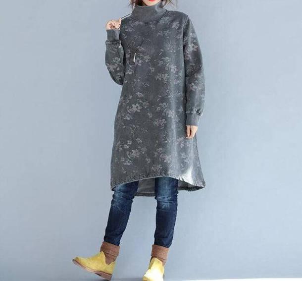 dress winter dress maxi dress