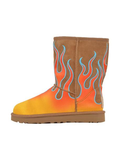 short classic multicolor shoes