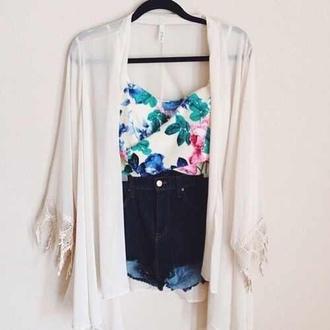 cardigan sheer cardigan offwhite kimono sheer offwhite kimono sheer kimono kimono lace white