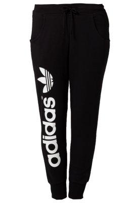 adidas Originals BAGGY - Tracksuit bottoms - black - Zalando.co.uk