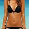 Sweet wavy-edge bikini|disheefashion