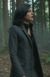 once upon a time show,evil queen,lana parrilla,coat