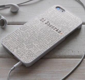 phone cover ed sheeran iphone cover iphone 5 case