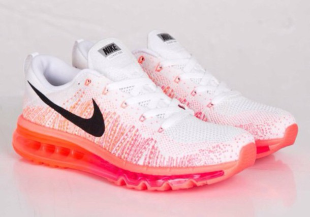 promo code dff5e 29ccc coral air max nike running shoes nike air nike shoes nike flyknit air max  flyknit shoes