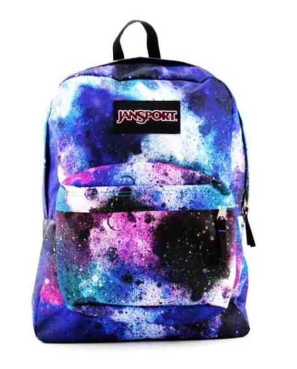 bag galaxy school bag