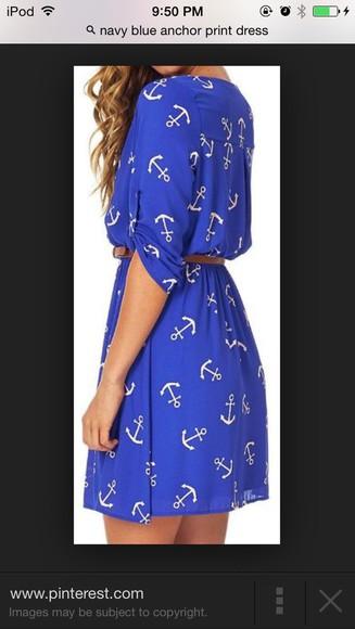 anchor long sleeves flowy