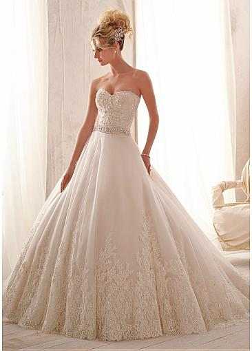 Buy Discount court A-line sweetheart Wedding Dresses from  Edreambridal