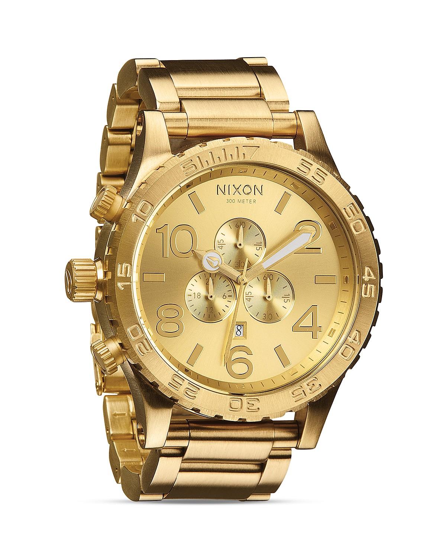 30 chronograph watch, 51mm