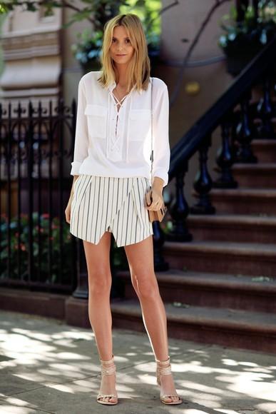 tuula jewels shoes blouse