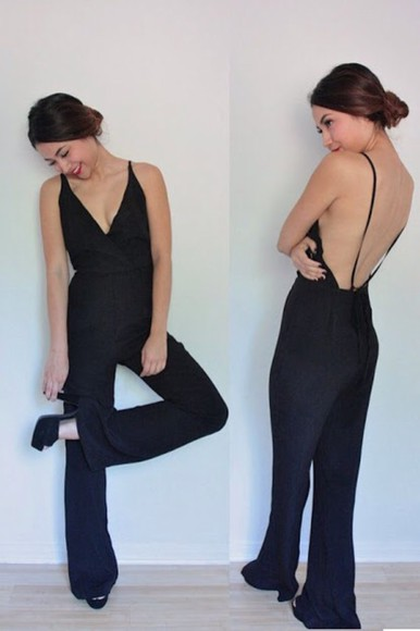 formal jumpsuit one piece