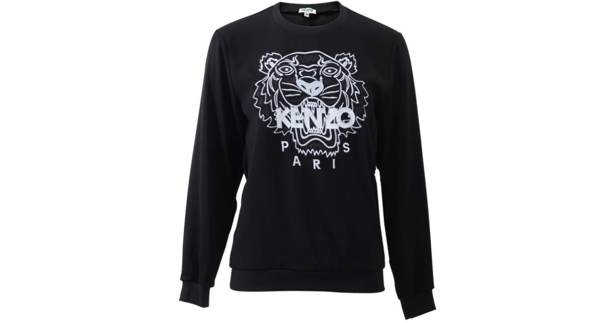 0949dfc1 KENZO   Black Tiger Pullover   Lyst