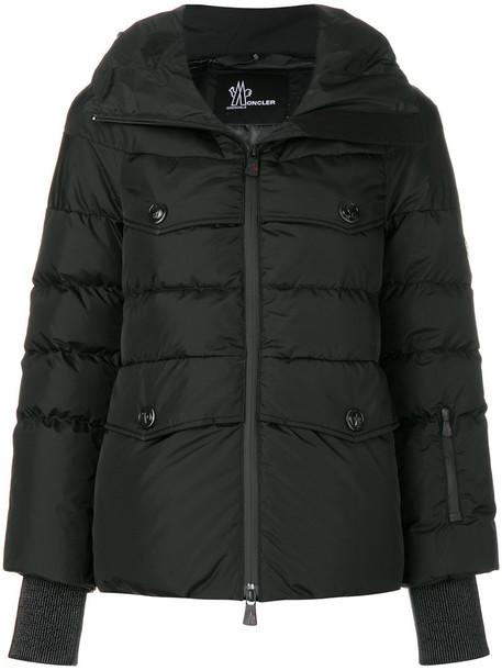 MONCLER GRENOBLE jacket women black