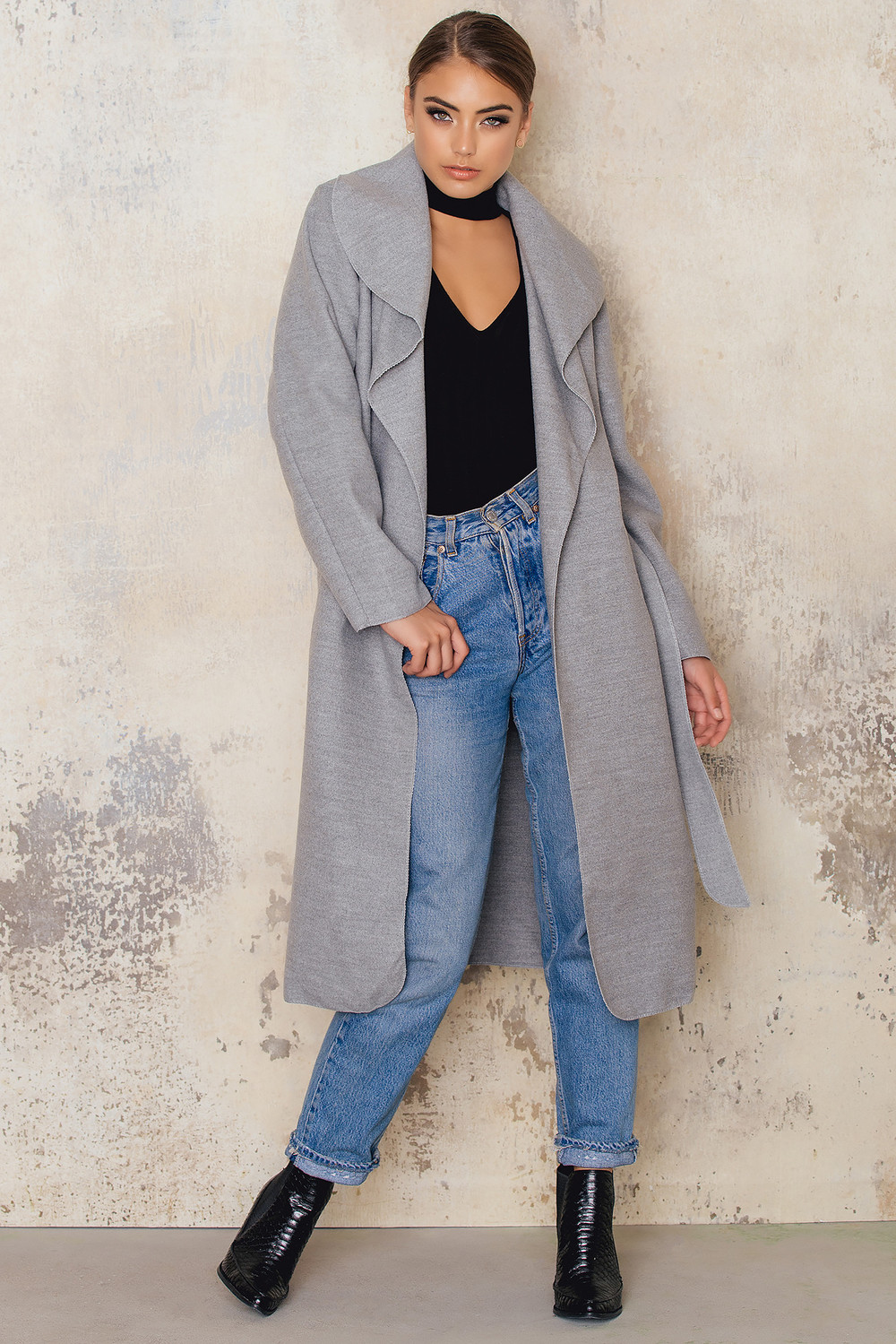 Stella Long Sleeve Coat