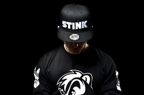 black snapback fashion menswear hat streetwear cap