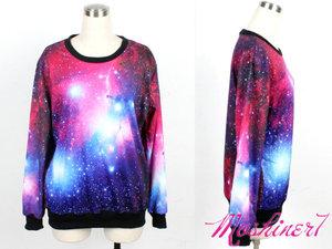 Galaxy Sweater   eBay