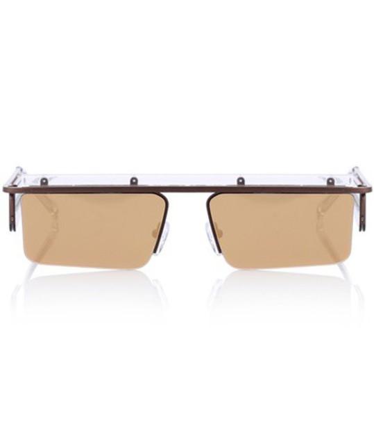 sunglasses metallic