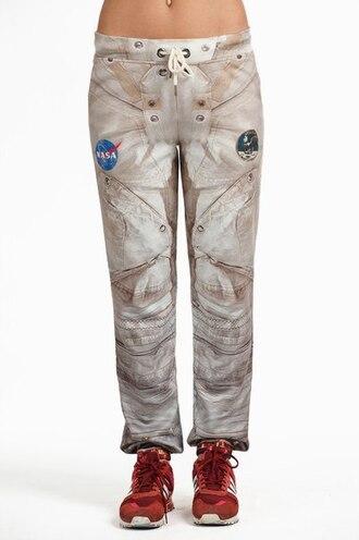 pants space suit astronaut suit apollo sweatpants joggers printed sweatpants printed joggers printed pants all over print sweatpants full print sweatpants