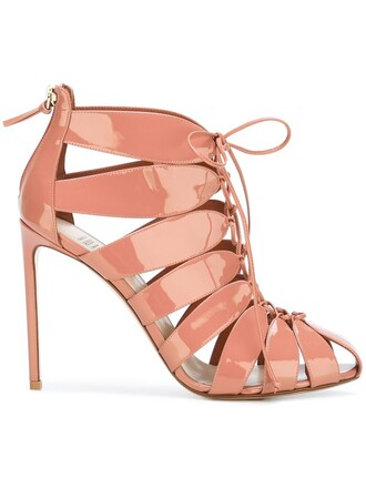 lace up sandals strappy sandals lace purple pink shoes