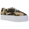 Ebay | new womens camouflage green ladies canvas platform trainers creepers pumps shoes