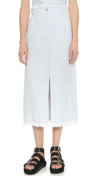skirt long skirt long