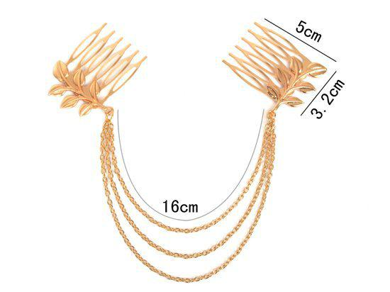 NEWEST! Fashion Women's Gold P Leaf Hair Other | Buy Wholesale On Line Direct from China