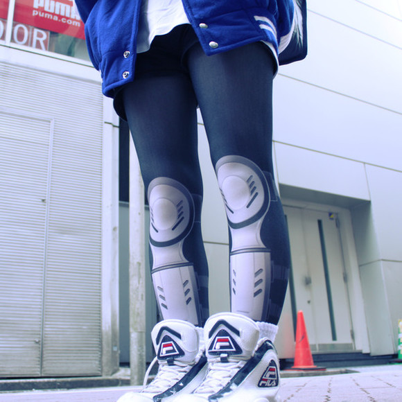 leggings japanese fashion japanese streets cool