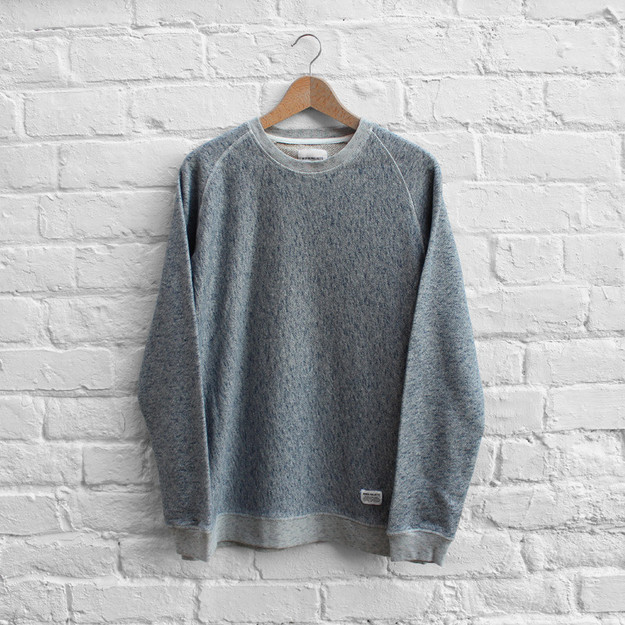 Norse Projects Vorm Moulinex Sweat - Dark Navy – FUSShop (£90.00) - Svpply