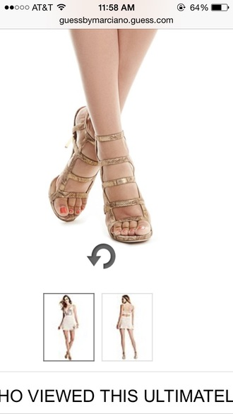 shoes high heels cute high heels nude sandals high heel sandals guess marciano
