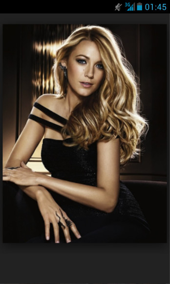 fitted dress blake lively dress sparkly shoulder dress