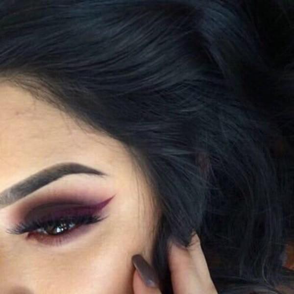 how to make cat eye eyeshadow