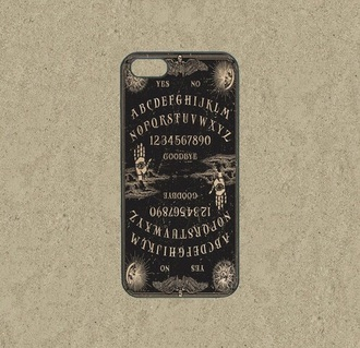 phone case iphone case ouija swag dress hipster iphone 5 case