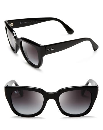 Ray-Ban Cat Eye Wayfarer Sunglasses | Bloomingdale's