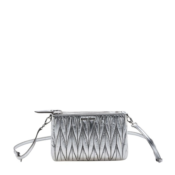 Miu Miu zip bag crossbody bag